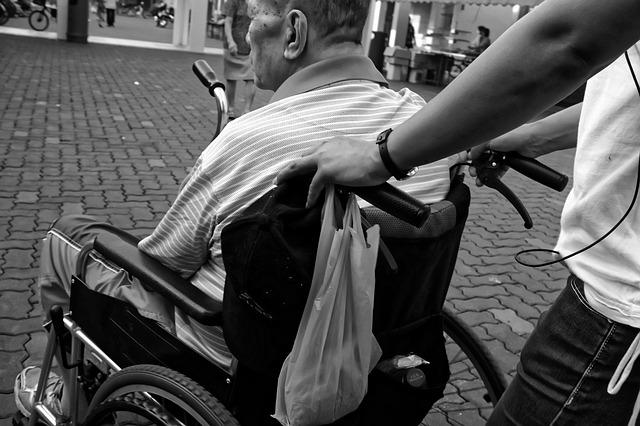 El Sindrome del cuidador o cuidador quemado